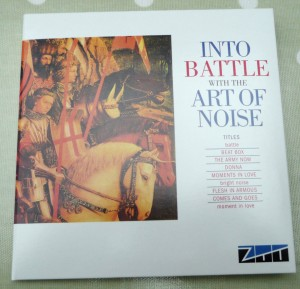 Into Battle with the Art of Noise