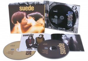Suede / Debut Album / Deluxe Edition / 2CD+DVD