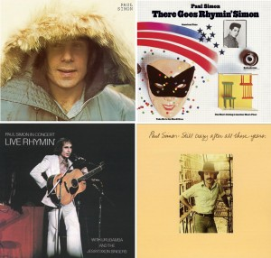 Paul Simon / Sony Reissues / Still Crazy After All These Years