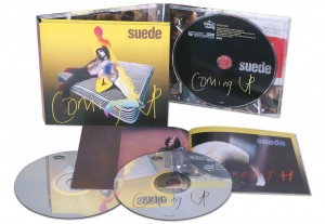 Suede / Coming Up 2CD+DVD Deluxe Edition