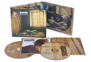 Suede / Dog Man Star 2CD+DVD Deluxe Edition