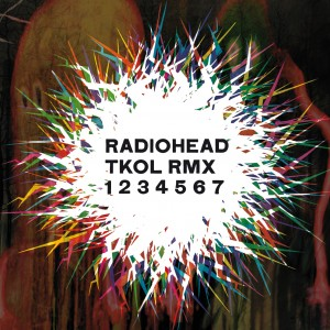 Radiohead / King of Limbs Remix CD / TKOL RMX 1234567 / track listing