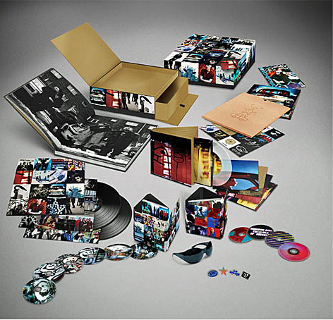 U2 / Achtung Baby / Uber Deluxe Edition