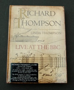 Richard Thompson featuring Linda Thompson / Live at the BBC / Review