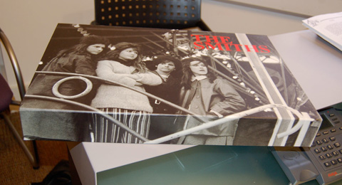The Smiths Complete Box Set Exclusive FIRST pictures