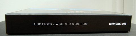 Pink Floyd / Wish You Were Here Immersion Box / First pictures