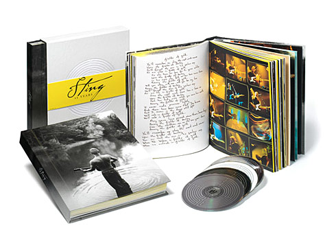 Sting 25 Years / 3CD+DVD Box Set