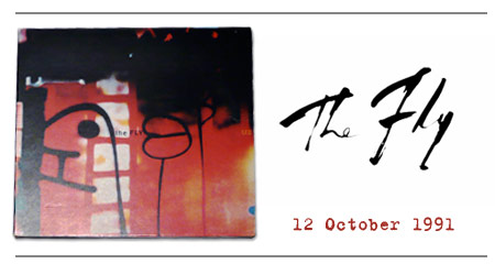The Fly / U2 Achtung Baby