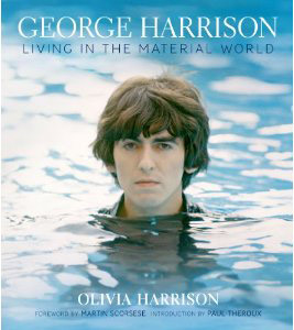 George Harrison Living In The Material World / Top 10 Music Books