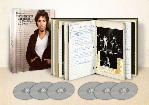 Bruce Springsteen / The Promise : The Darkness On The Edge Of Town Story