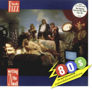 Bucks Fizz / Writing On The Wall 25th Anniversary Edition