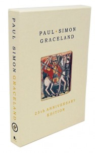 Paul Simon / Graceland 25th Anniversary Edition / Collectors Box Set