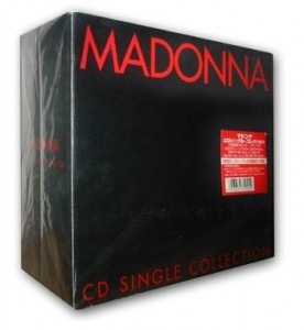 Madonna / Japanese CD Single Box Set / Video