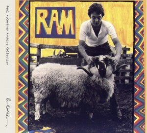 Paul McCartney / Ram / 5-Disc Deluxe Reissue Track listing and details