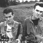 Stephen Street and Morrissey
