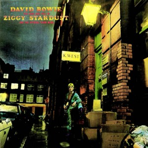 David Bowie / Ziggy Stardust and the Spiders from Mars / 40th Anniversary Edition