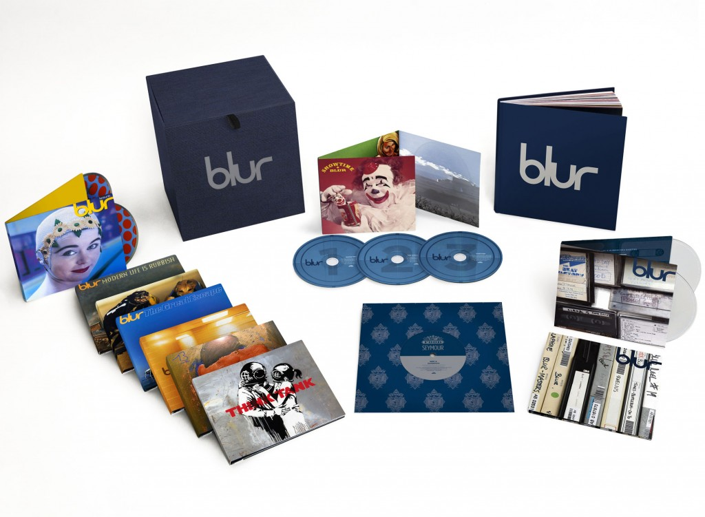 Blur / Blur21 box set