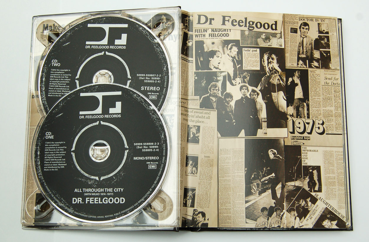 Dr. Feelgood / All Through The City (with Wiko 1974-1977)