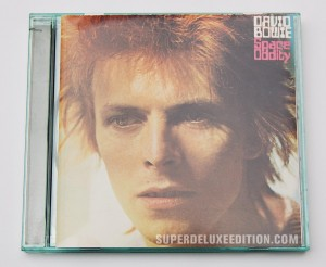 David Bowie / Rykodisc reissue of Space Oddity