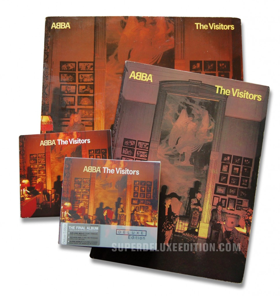 ABBA / The Visitors / Deluxe Edition CD+DVD