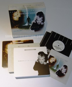 Howard Jones / Remasters box set