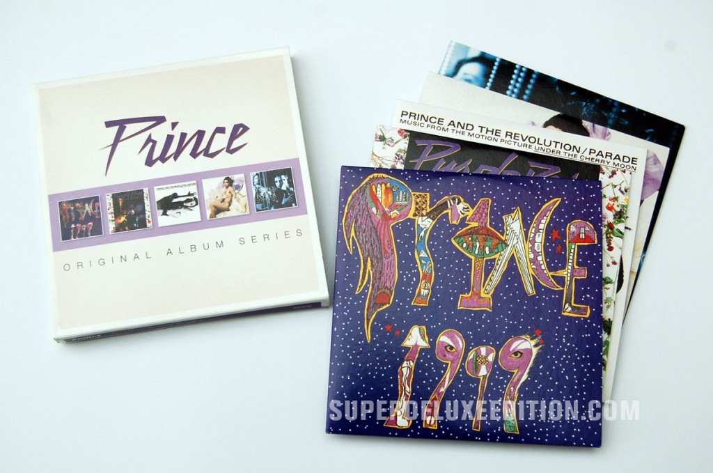 Prince / Original Album Series box set