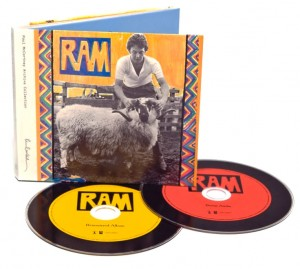 Paul McCartney / RAM reissue digital download guide