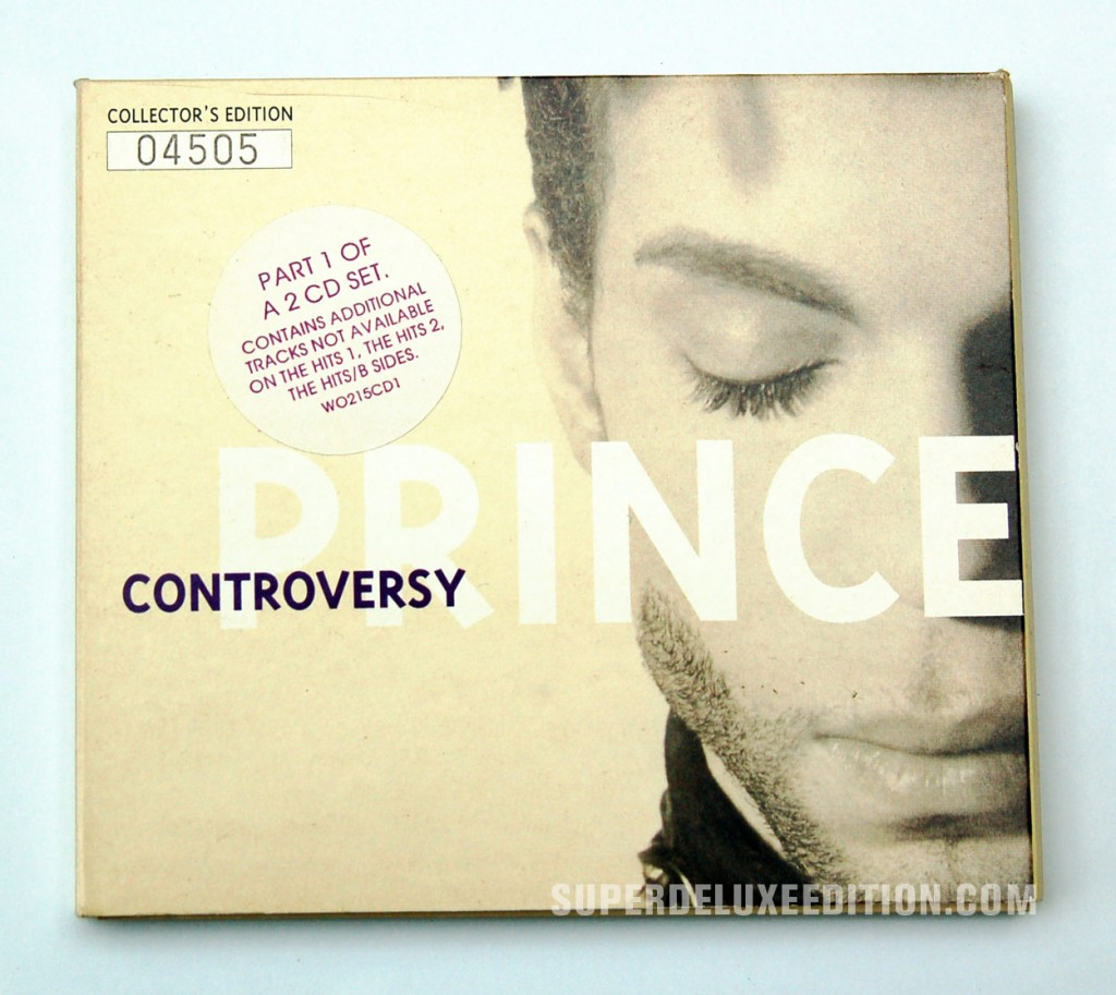 Prince / Controversy / CD Single