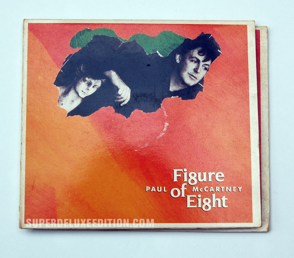 Paul McCartney / Figure Of Eight / CD Singles