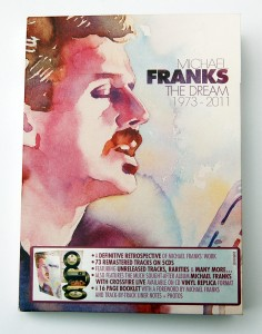 Michael Franks / The Dream 1973-2011 Box Set