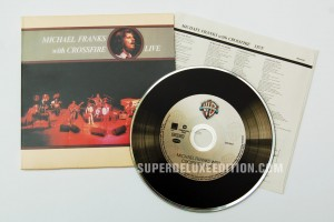 Michael Franks and Crossfire Live from The Dream 1973-2011 Box Set