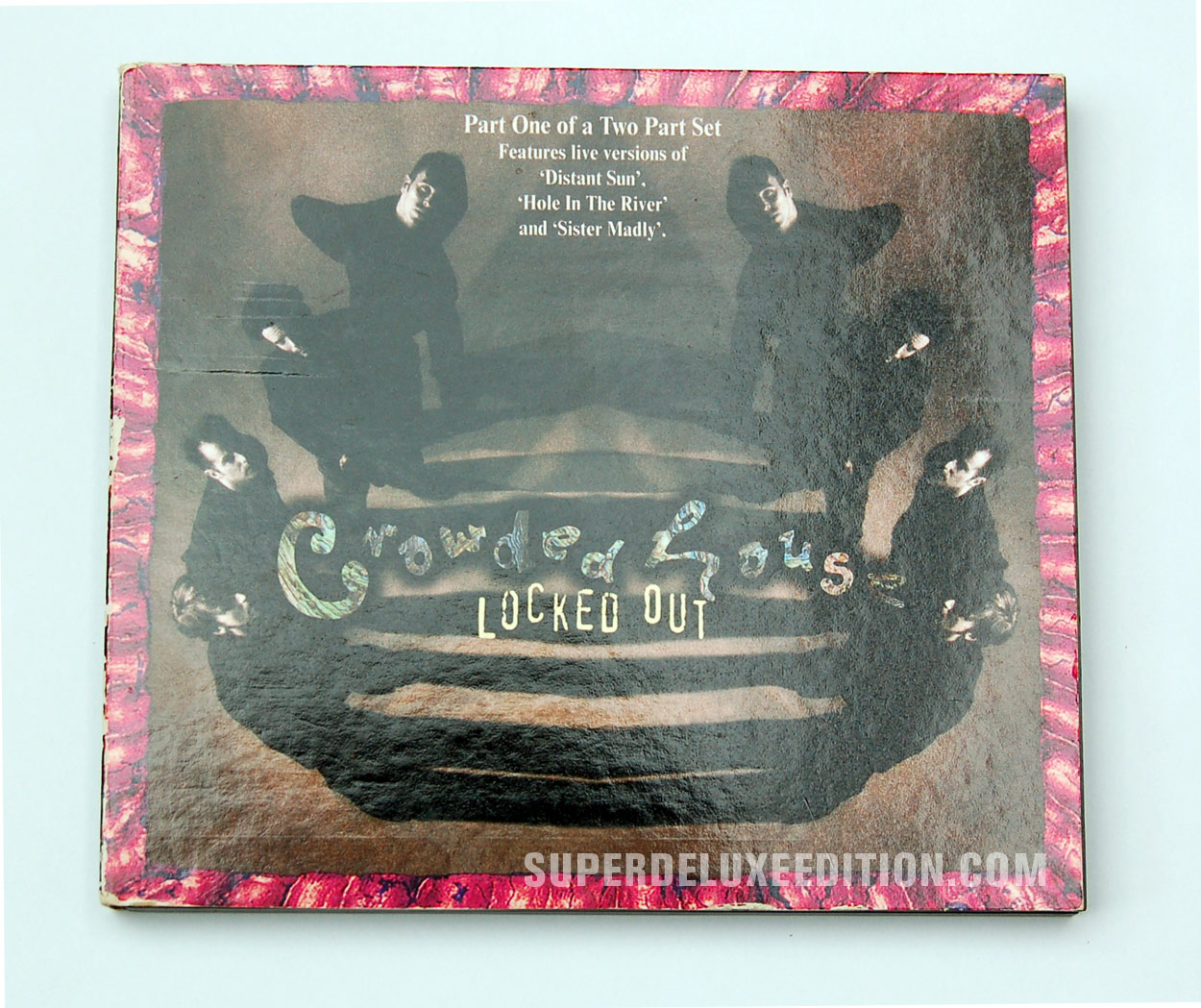 Crowded House / Locked Out CD Single