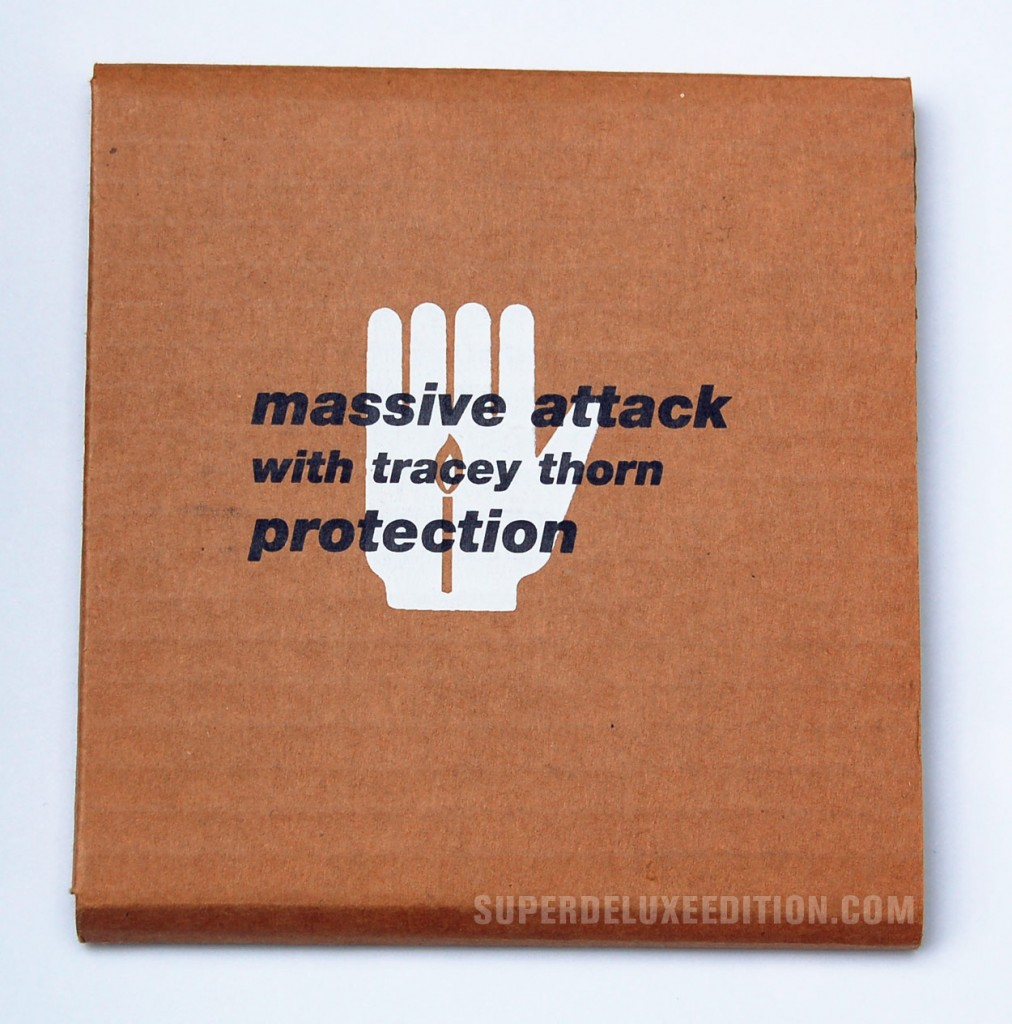 Massive Attack / Protection / CD Single
