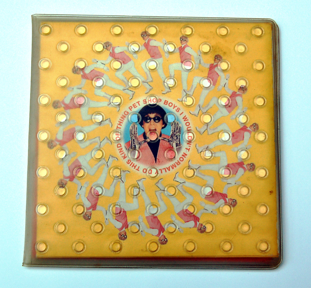 Pet Shop Boys / I Wouldn't Normally Do This Kind Of Thing CD Single