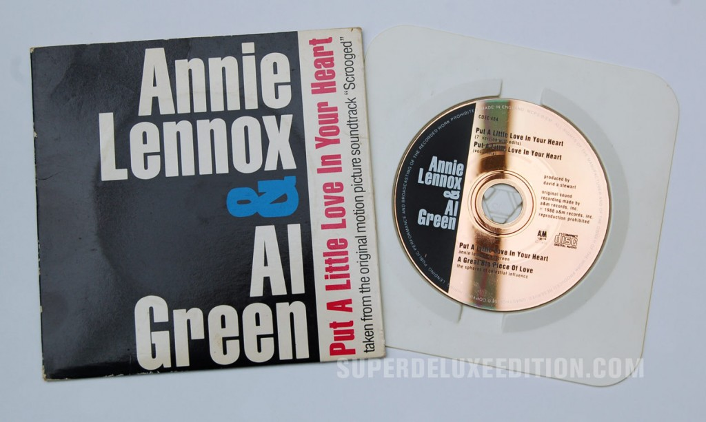 Annie Lennox & Al Greeen / Put A Little Love In Your Heart / CD Single