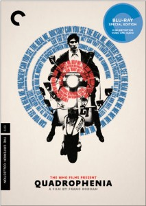 Quadrophenia Blu-ray release / The Who