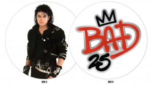 Michael Jackson / Bad / Vinyl Picture Disc