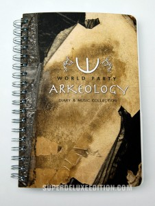 Win A SIGNED World Party Arkeology 5CD Set