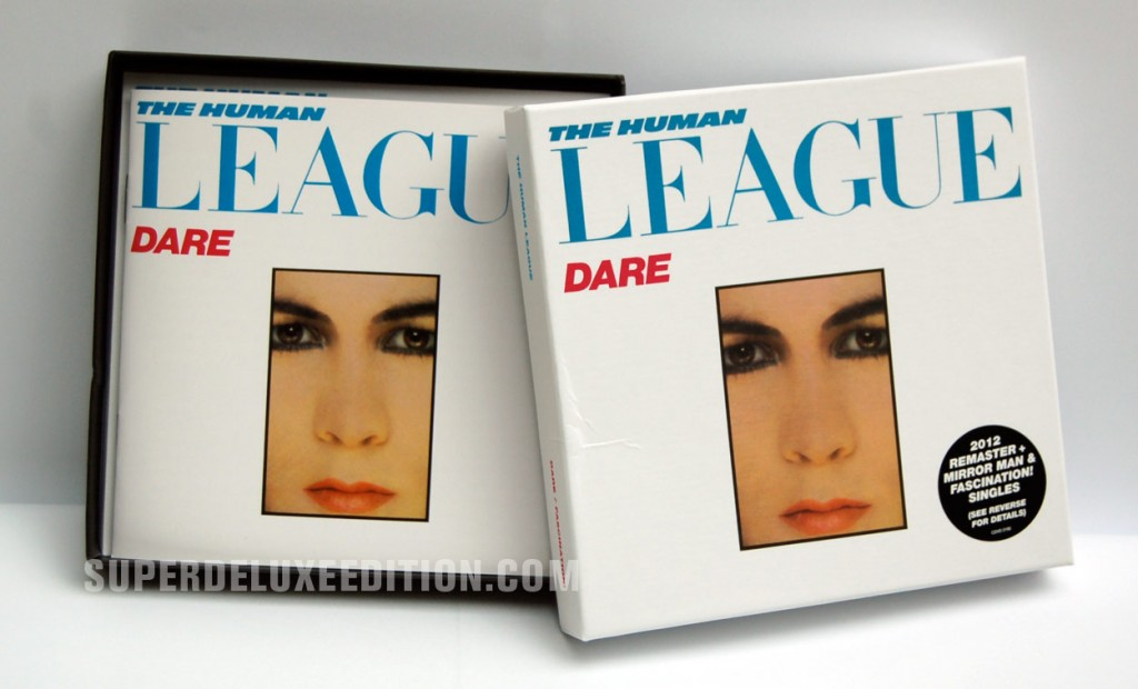 The Human League / Dare & Fascination 2CD reissue