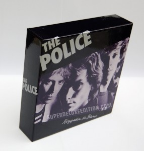 The Police / Japanese box set