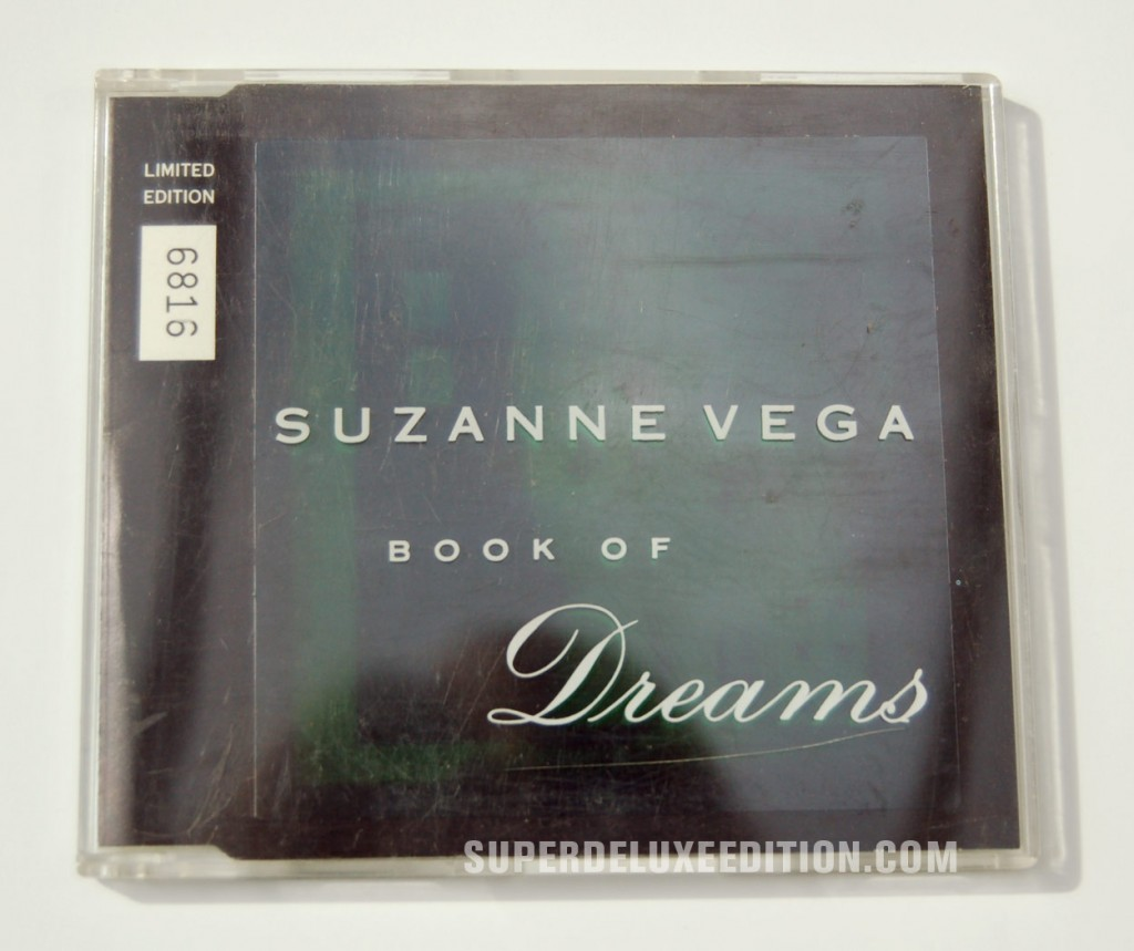Suzanne Vega / Book of Dreams CD Single