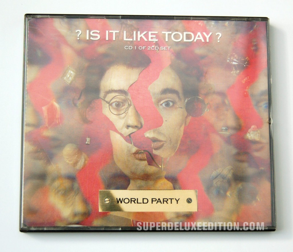 World Party / Is It Like Today CD Single