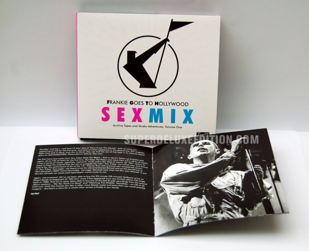 Frankie Goes To Hollywood / Sexmix / Photo Gallery