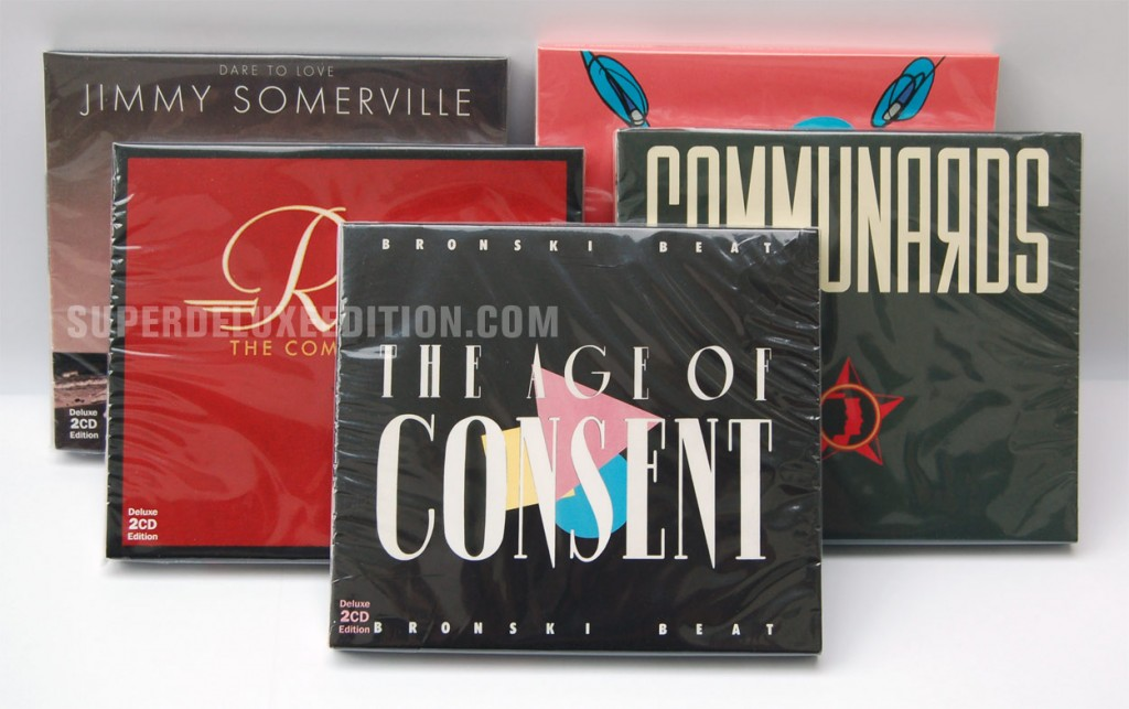 Jimmy Somerville / Bronski Beat / Communards competition