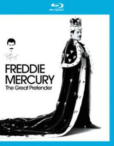 Freddie Mercury / The Great Pretender DVD and Blu-ray