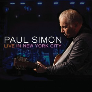 Paul Simon Live In New York City / 2CD/DVD