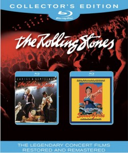 The Rolling Stones / Some Girls:Live In Texas / Ladies and Gentlemen Blu-ray Double Pack