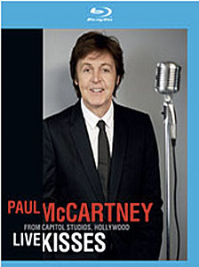 Paul McCartney / Live Kisses Blu-ray