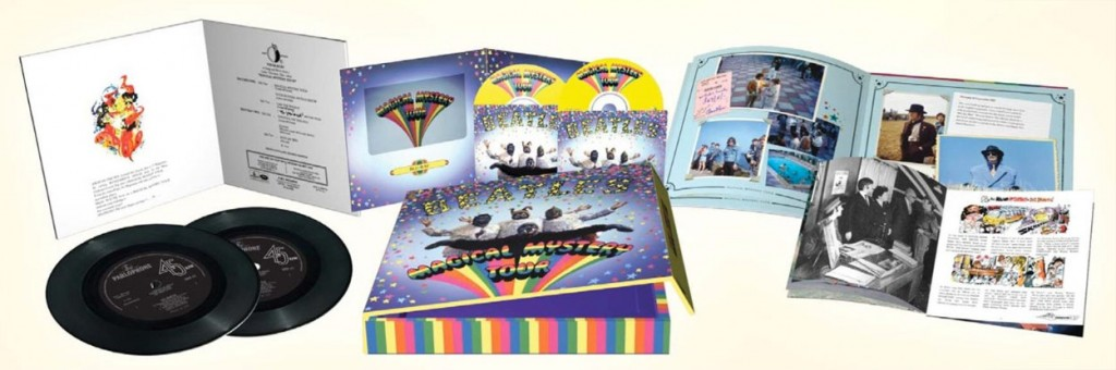 The Beatles / Magical Mystery Tour Special Boxed Set