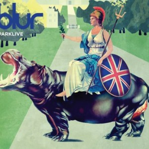 Blur / Parklive three and deluxe five disc sets
